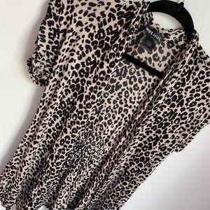 Leopard Cardigan 🐆